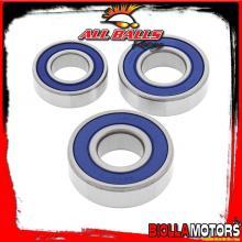 25-1056 KIT CUSCINETTI RUOTA POSTERIORE Kawasaki KLE500 (Euro) 500cc 2003-2006 ALL BALLS
