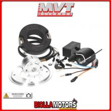 180130 INNER ROTOR IGNITION MVT MINARELLI AM6 2T 50CC WITH STANDARD BATTERY- (PREM 21) WITH PREMIUM LIGHTS