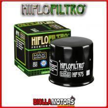 HF975 FILTRO OLIO SUZUKI AN650 Burgman 2003- 650CC HIFLO