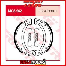 MCS962 GANASCE FRENO POSTERIORE TRW Hyosung RT 125 Karion 2002-2006 [ORGANICA- ]