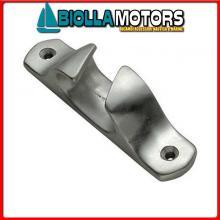 1132026 PASSACAVI COPPIA 260 ALU Passacavi in Coppia (DX+SX) in Alluminio Anodizzato
