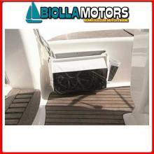 3215593 TASCA FS< PVC 20X30X18CM +TASCA DX Sacca Portacime Larga White Line con Tasca