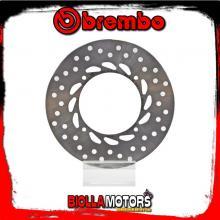 68B40748 DISCO FRENO POSTERIORE BREMBO HM CRE F X 2008- 125CC FISSO