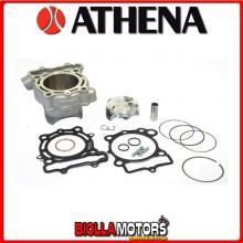 P400250100017 GRUPPO TERMICO 250 cc 77mm standard bore ATHENA KAWASAKI KX 250 F 2011-2014 250CC -