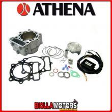 P400220100005 GRUPPO TERMICO 300cc 83mm (I.E.) standard bore ATHENA HUSQVARNA TC 250 Husqvarna Engine 2008-2009 250CC -