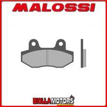 6215857 PASTIGLIE FRENO MALOSSI HONDA NSR (AUTOMATICO) 50 - -