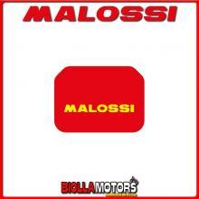 1412432 SPUGNA FILTRO ARIA MALOSSI SUZUKI BURGMAN AN 400 IE 4T LC <-2007 (K429) RED SPONGE PER FILTRO ORIGINALE -
