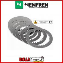 F1517CC KIT DISCHI FRIZIONE NEWFREN KTM EXC RACING 2006-2007 400CC CONDOTTI STANDARD