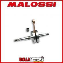 537604 ALBERO MOTORE MALOSSI RHQ SYM DD 50 2T SP. D. 12 CORSA 41,5 MM -