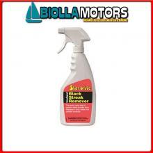 5731553 DETERGENTE BLACK STREAK SKIZO 650 ML Detergente Smacchiante Star Brite Black Streak Remover