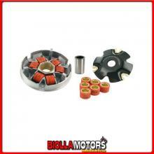 MF75.13901 VARIATORE RACING V.2 5.5 / 6.0G - 16X13 MM GY6 / KYMCO (4T) 50CC MOTOFORCE