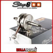 S6-8118800 Albero Motore Stage6 Pro Replica BETA RR Enduro 50cc (AM6) - (tubolare) STAGE6 RT