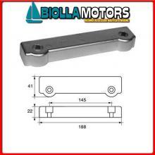 5120128 ANODO MOTORE VOLVO Barra Volvo 250/270/280