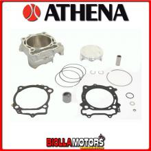 P400510100016 GRUPPO TERMICO 490cc 100mm Big Bore ATHENA SUZUKI RM-Z 450 2008-2012 450CC -