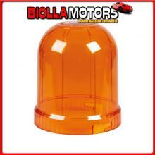 72962 LAMPA CALOTTA RICAMBIO PER LAMPADE ROTANTI ART. 72999 / 73001 - ARANCIO