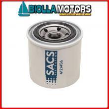 4121456 CARTUCCIA OIL Y-129150-35170C< Filtro Olio Sacs per Motori 4JH../2DTE