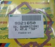 9921650 SERIE GUARNIZIONI D.47,6 TPR PIAGGIO A/C