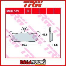MCB579 PASTIGLIE FRENO ANTERIORE TRW Kram-it ER alle Modelle - [ORGANICA- ]