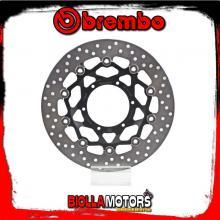 78B40823 FRONT BRAKE DISC BREMBO HONDA CBR F 2001-2007 600CC FLOATING