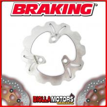 KM01FID REAR BRAKE DISC BRAKING PEUGEOT X RACE 50cc 2002-2005 WAVE FIXED